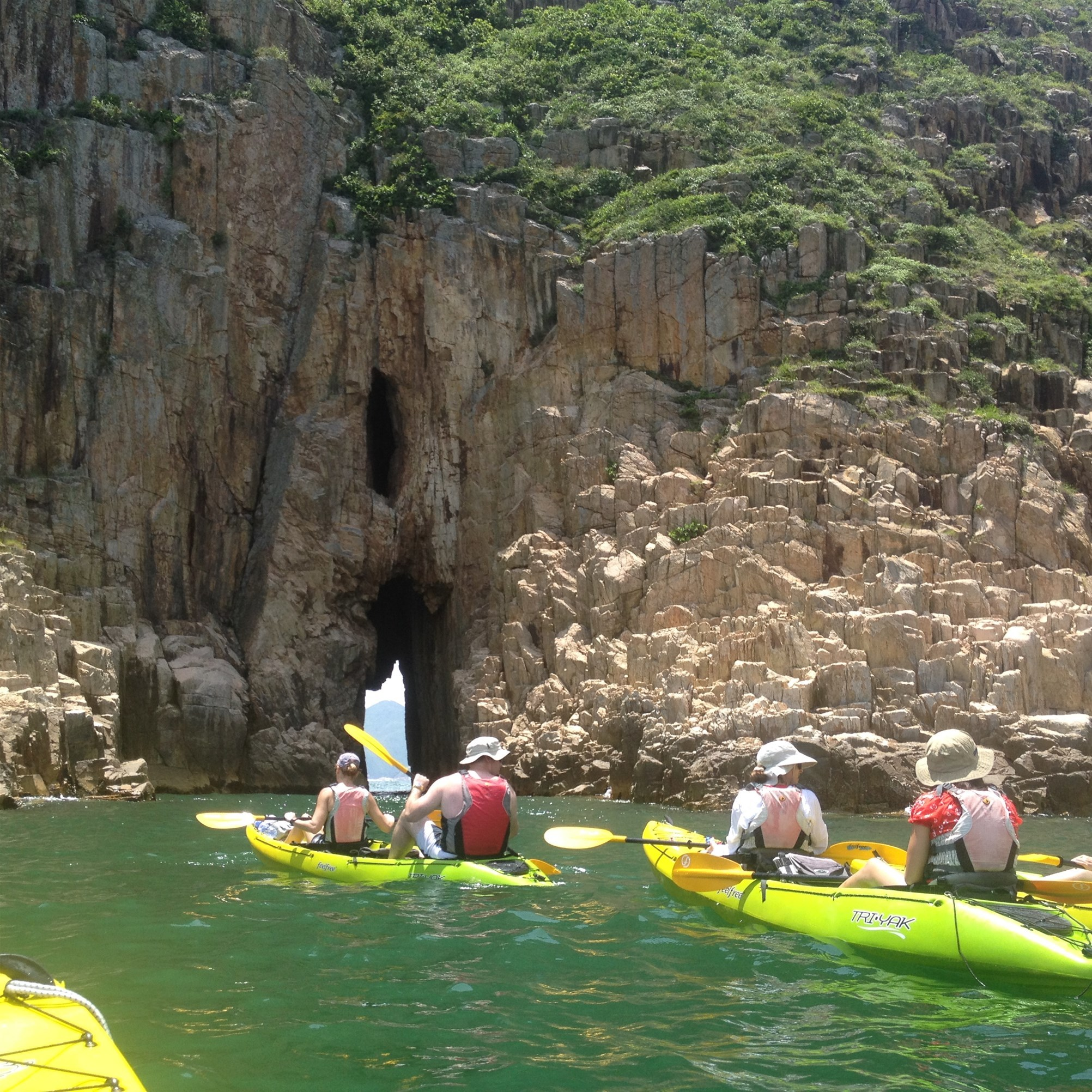 Commercial - HKTB - Canyoning