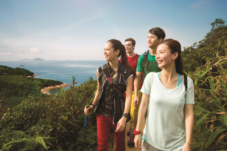 An adventurer's guide to Hong Kong