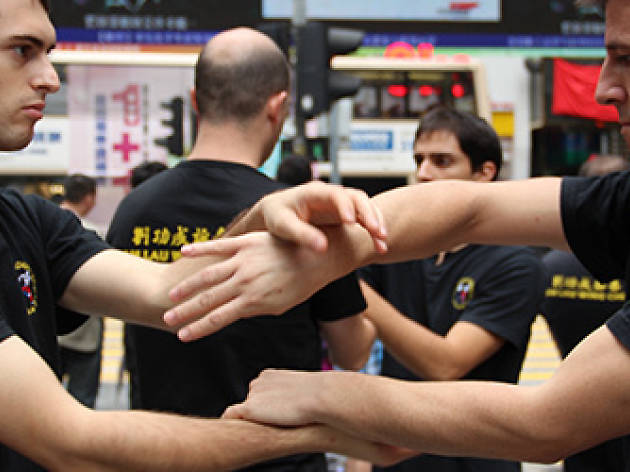 Kung Fu fighting: Try out HK's martial arts scene