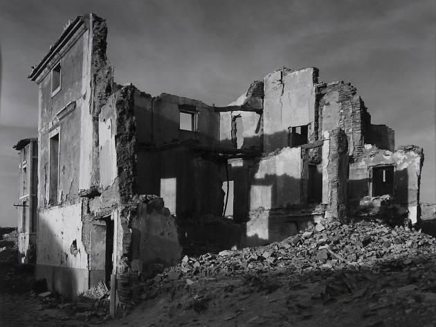 Belchite, 1998. AFB. Humberto Rivas