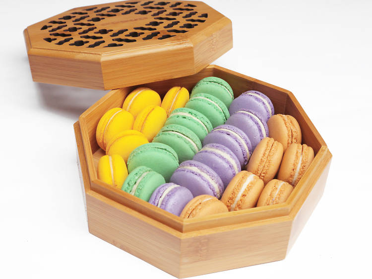 Macarons - Jouer