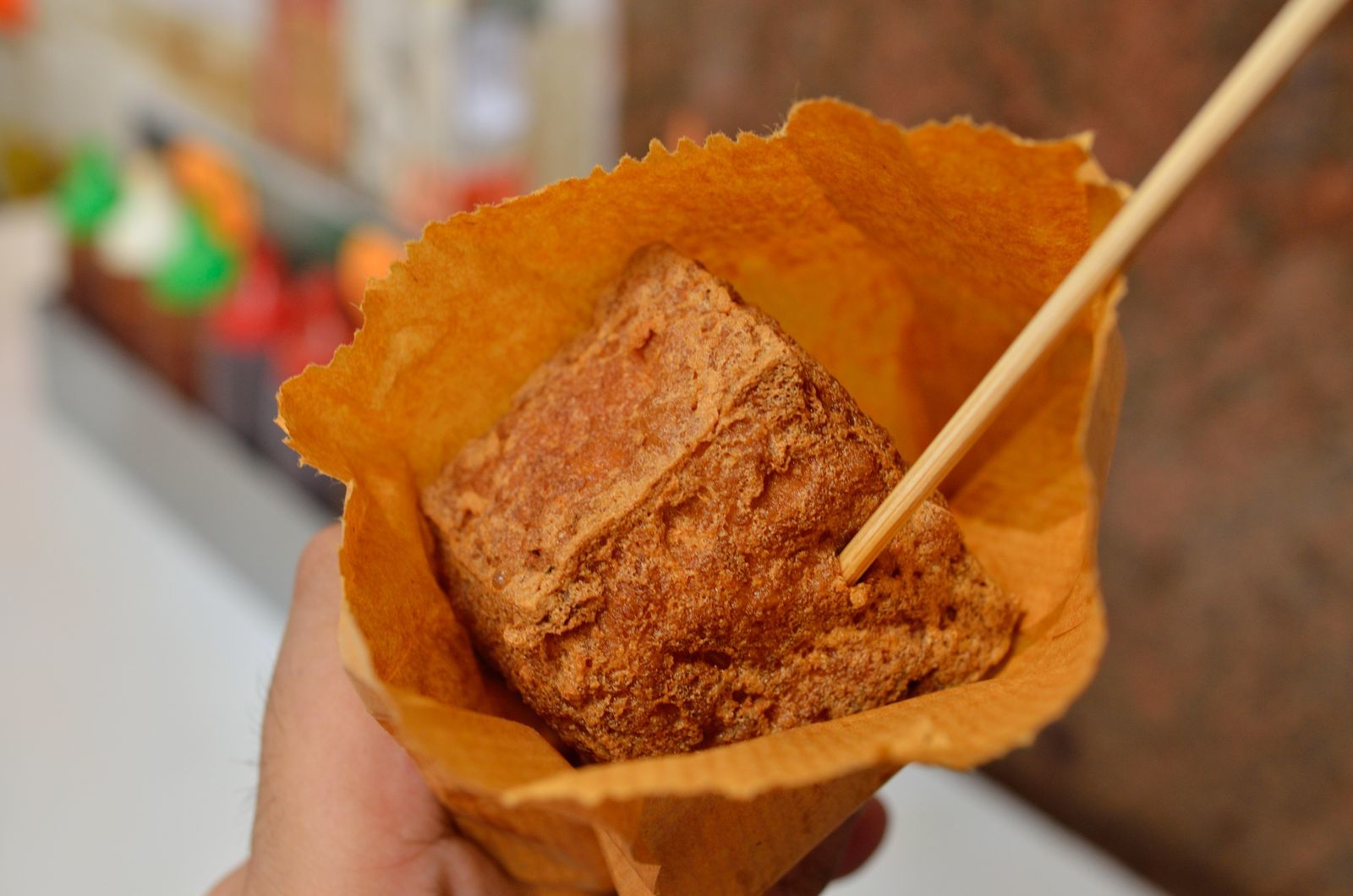 Stinky Tofu - Delicious Food