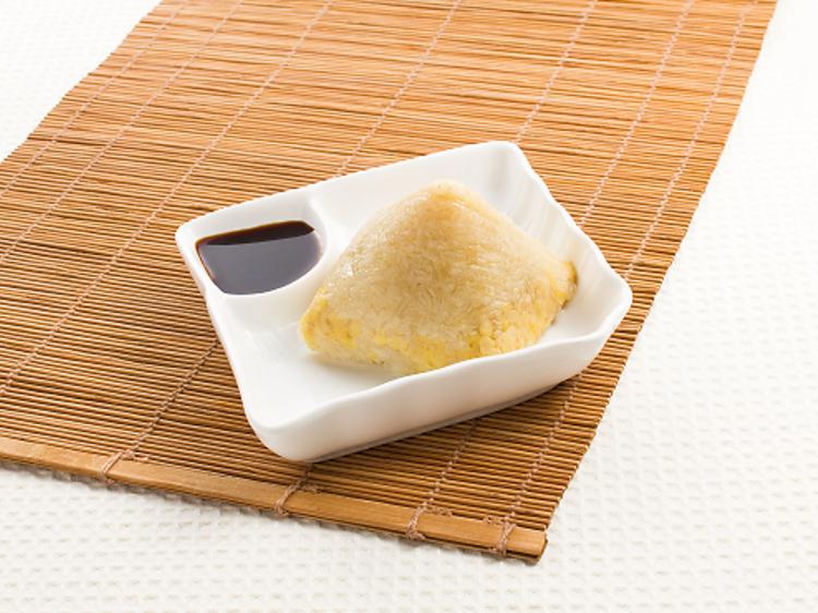 Sticky rice dumpling - Congee King