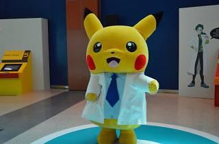 Pokémon Research Exhibition