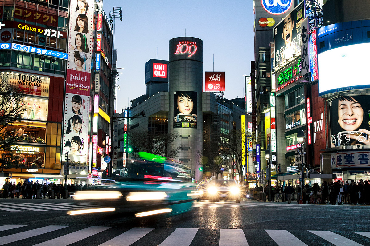 Shibuya Crossing | Time Out Tokyo