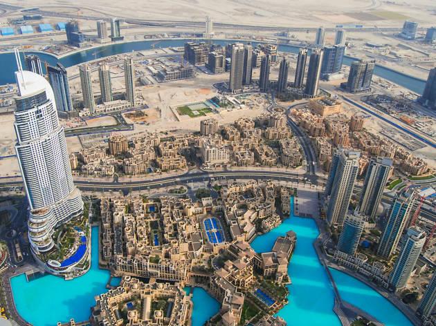 At the Top, Burj Khalifa, Dubai