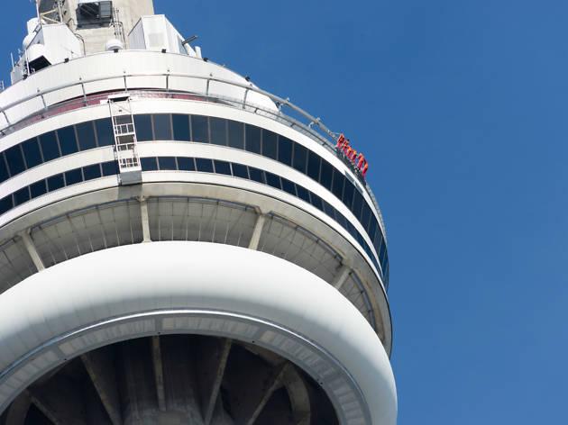 EdgeWalk, CN Tower, Toronto