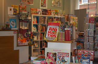 Cartoon Museum Shop, press 2016