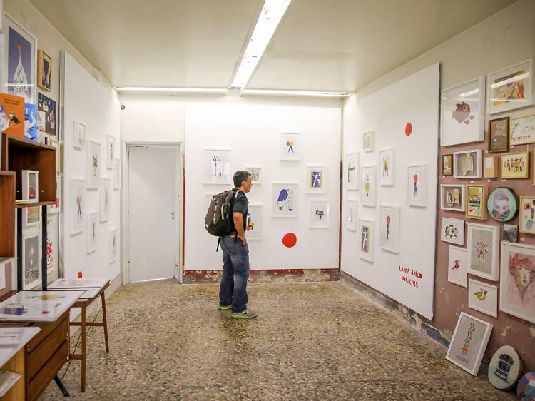 Galerias de Lisboa: um roteiro alternativo em dez passos