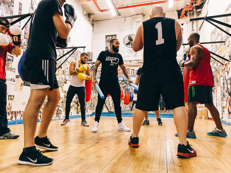 The best boxing classes NYC has to offer