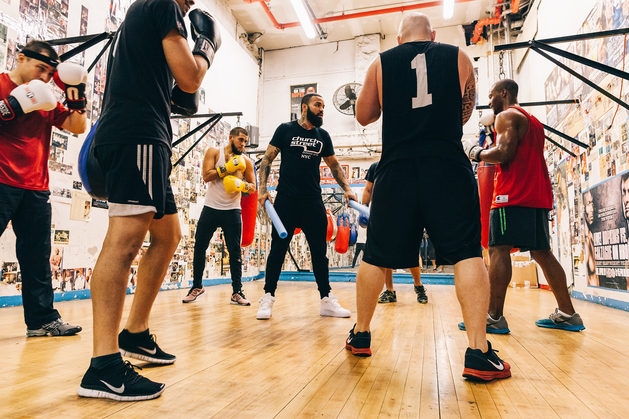 All Levels Boxing At Church Street