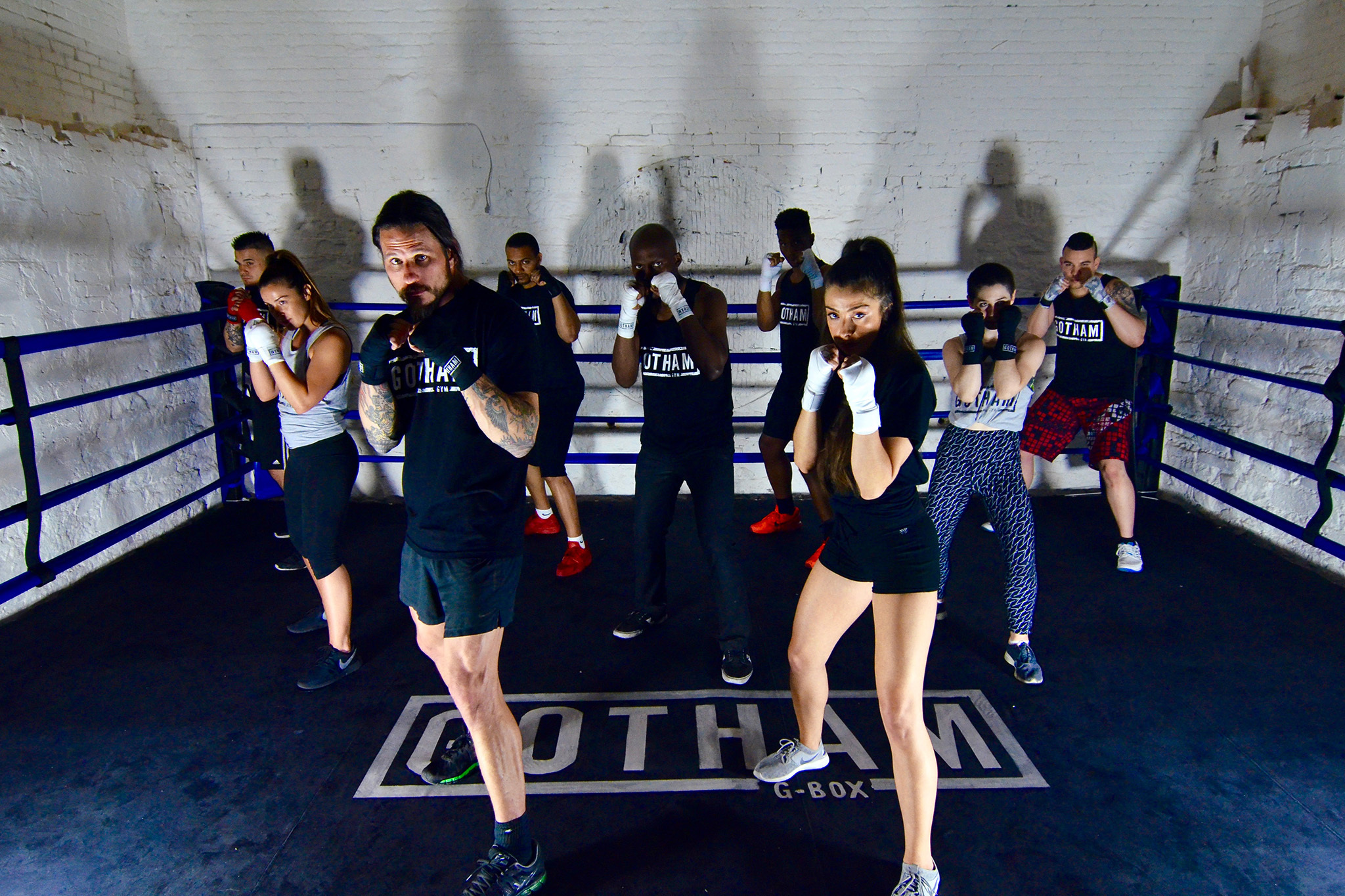 Best Boxing Gyms In New York City Workout