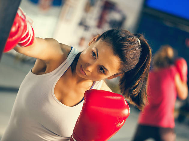 Overthrow Boxing and Booze Burnout at Overthrow Boxing Club