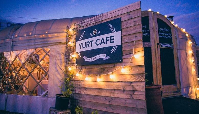 Yurt Cafe