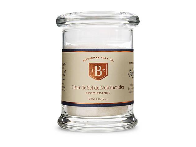 For the home cook: Bitterman Salt Co. fleur de sel