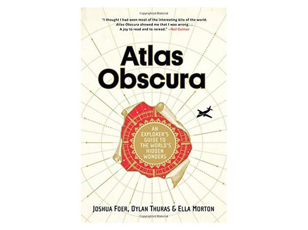 For the world traveler: Atlas Obscura travel guide