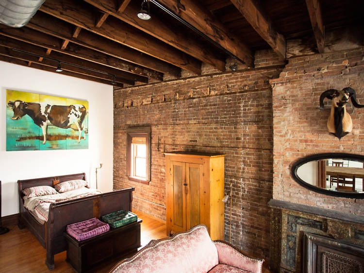 The best Hudson, NY, hotels and B&Bs