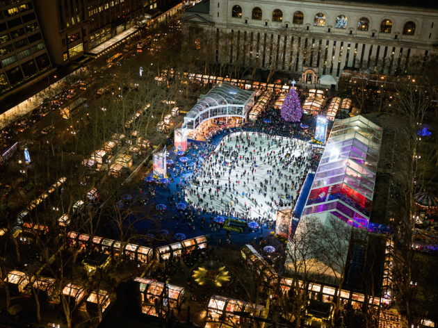 Exclusive: Every single vendor at this year's Bank of America Winter Village at Bryant Park