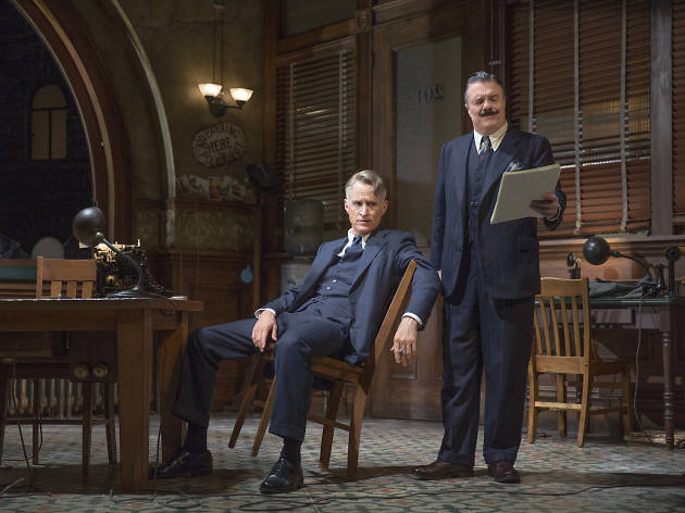 Broadway review: The Front Page grabs headlines with Nathan Lane and John Slattery
