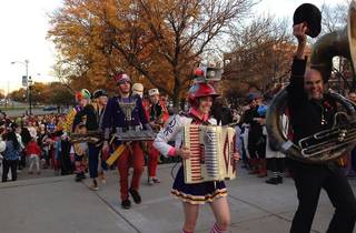 Logan Square Halloween Parade