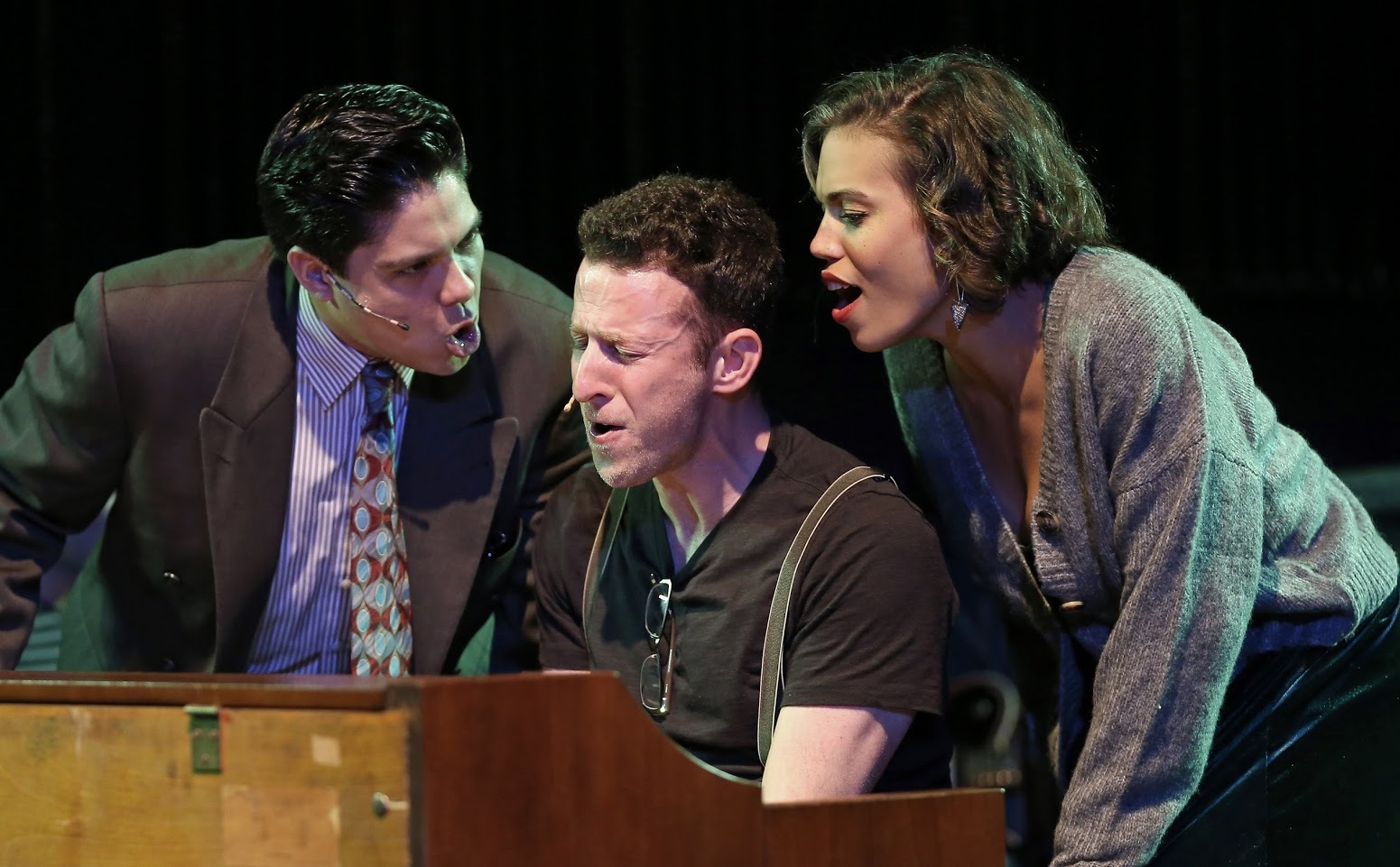 Theater review: Keen Company revisits Jonathan Larson's Tick, Tick…BOOM!