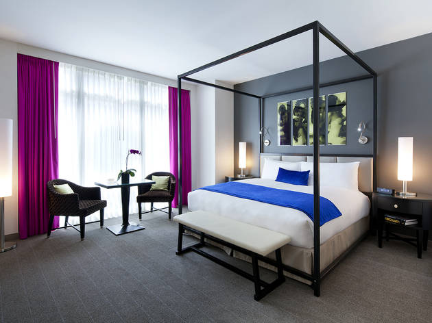 Gansevoort Park Hotel, New York