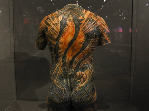 """Tattoo"" Field Museum"