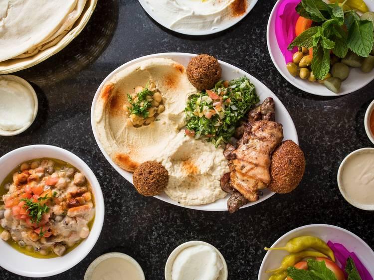 Jasmins Restaurant Lakemba
