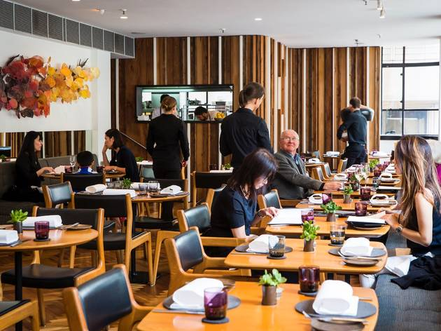 Sydney fine diner the Bridge Room is closing