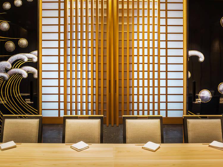 5. Splurge out at Taka by Sushi Saito