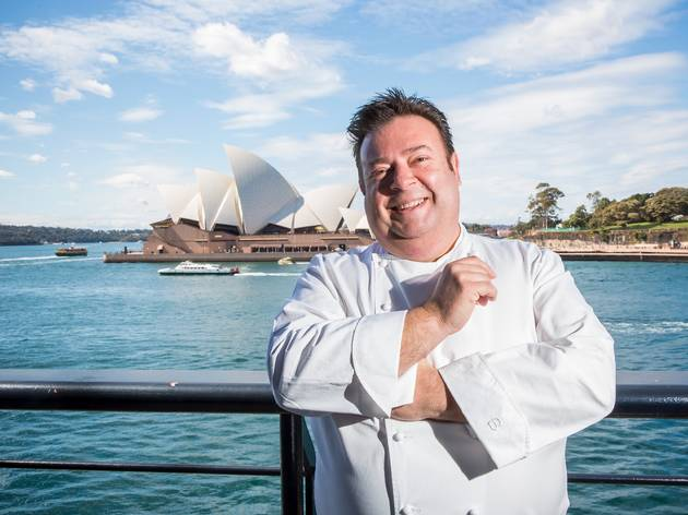 Peter Gilmore at Quay