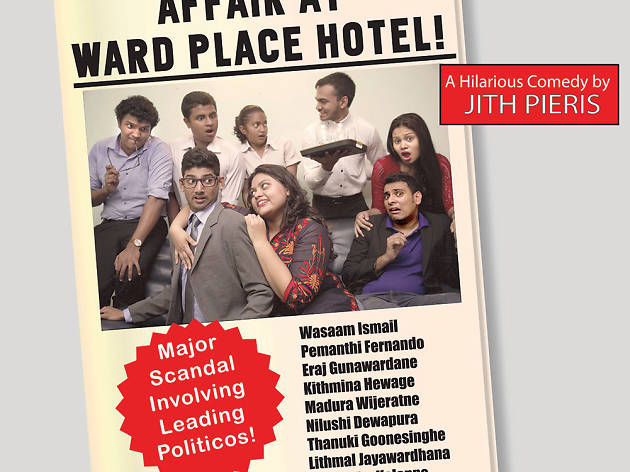 Affair at Ward Place Hotel