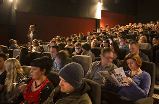 Generic image of people in a cinema
