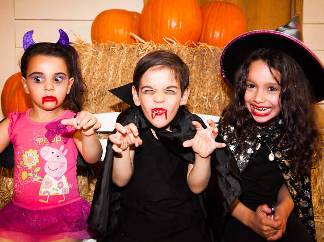 Halloween at Coogee Pavilion