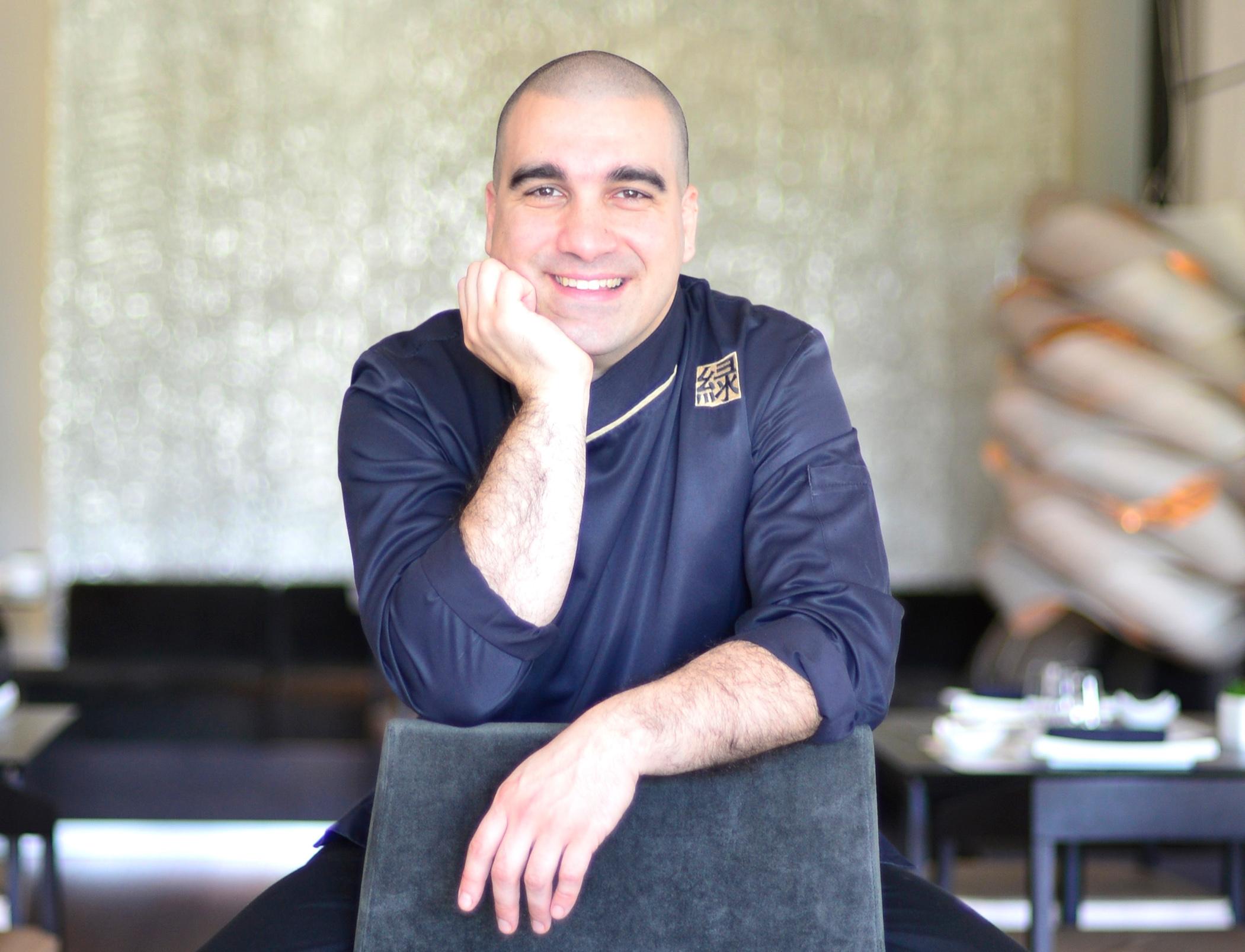 Chef Pedro Almeida