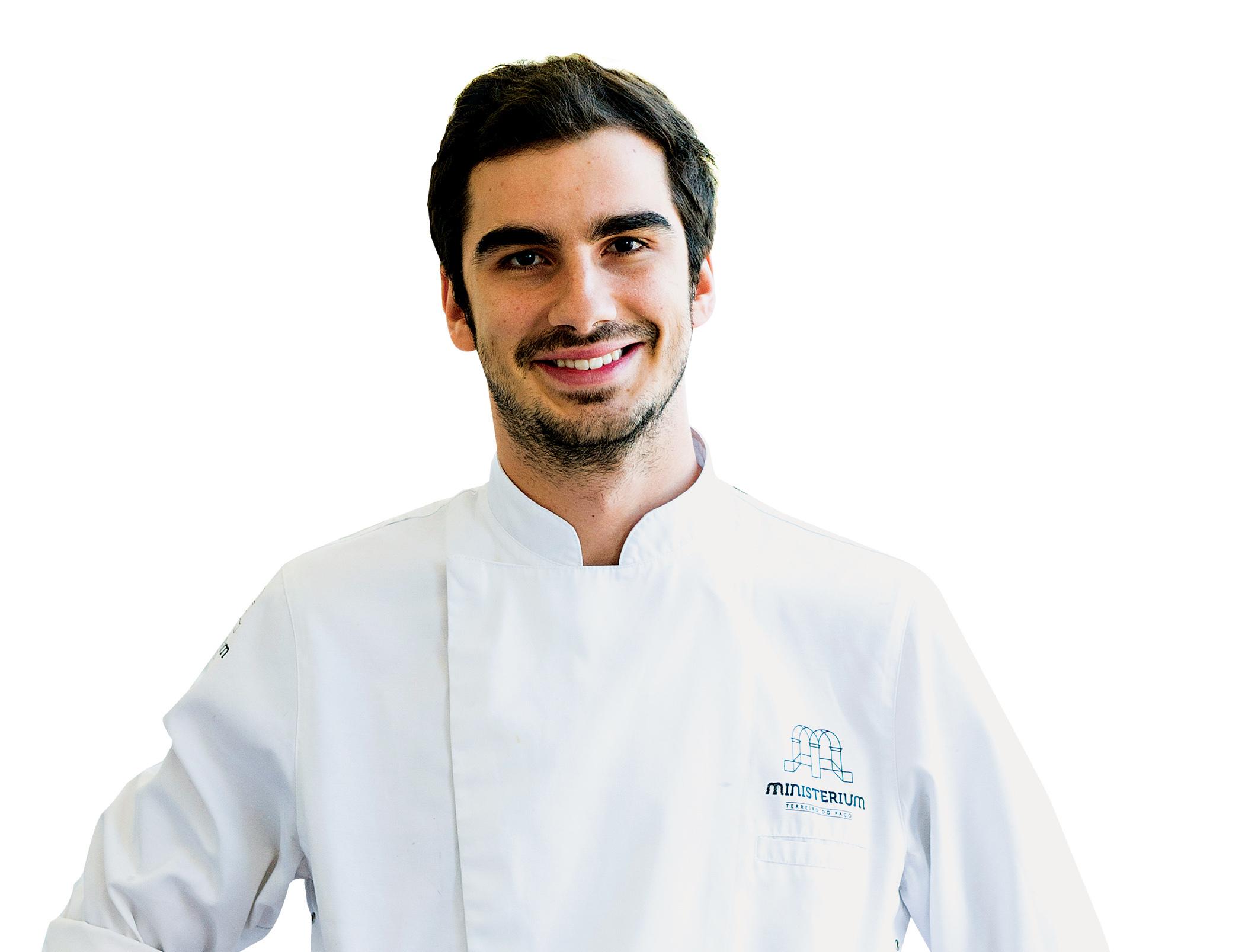 Chef Nuno Bergonse