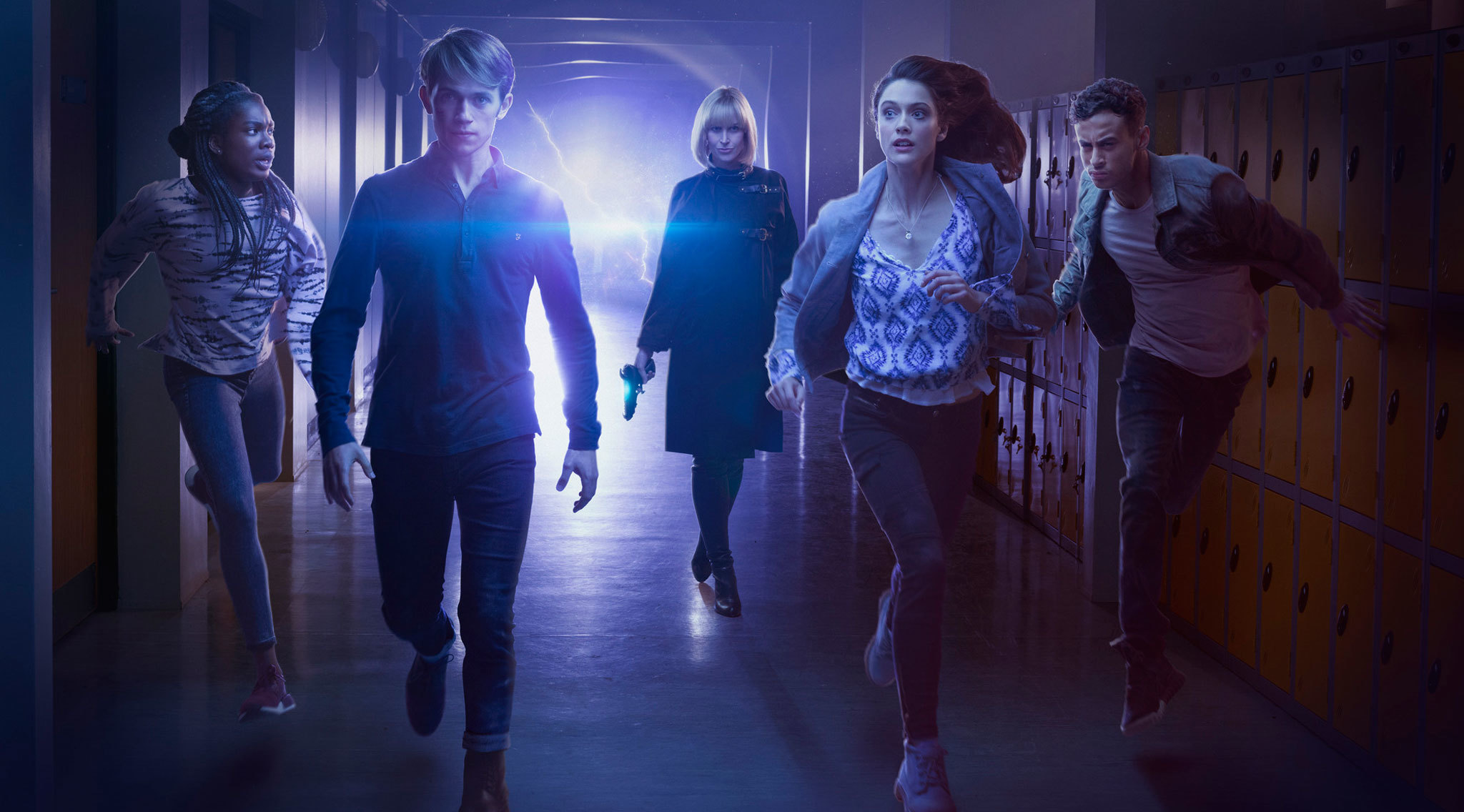 What's the deal with sexy, scary, bloody 'Doctor Who' spin-off 'Class'?