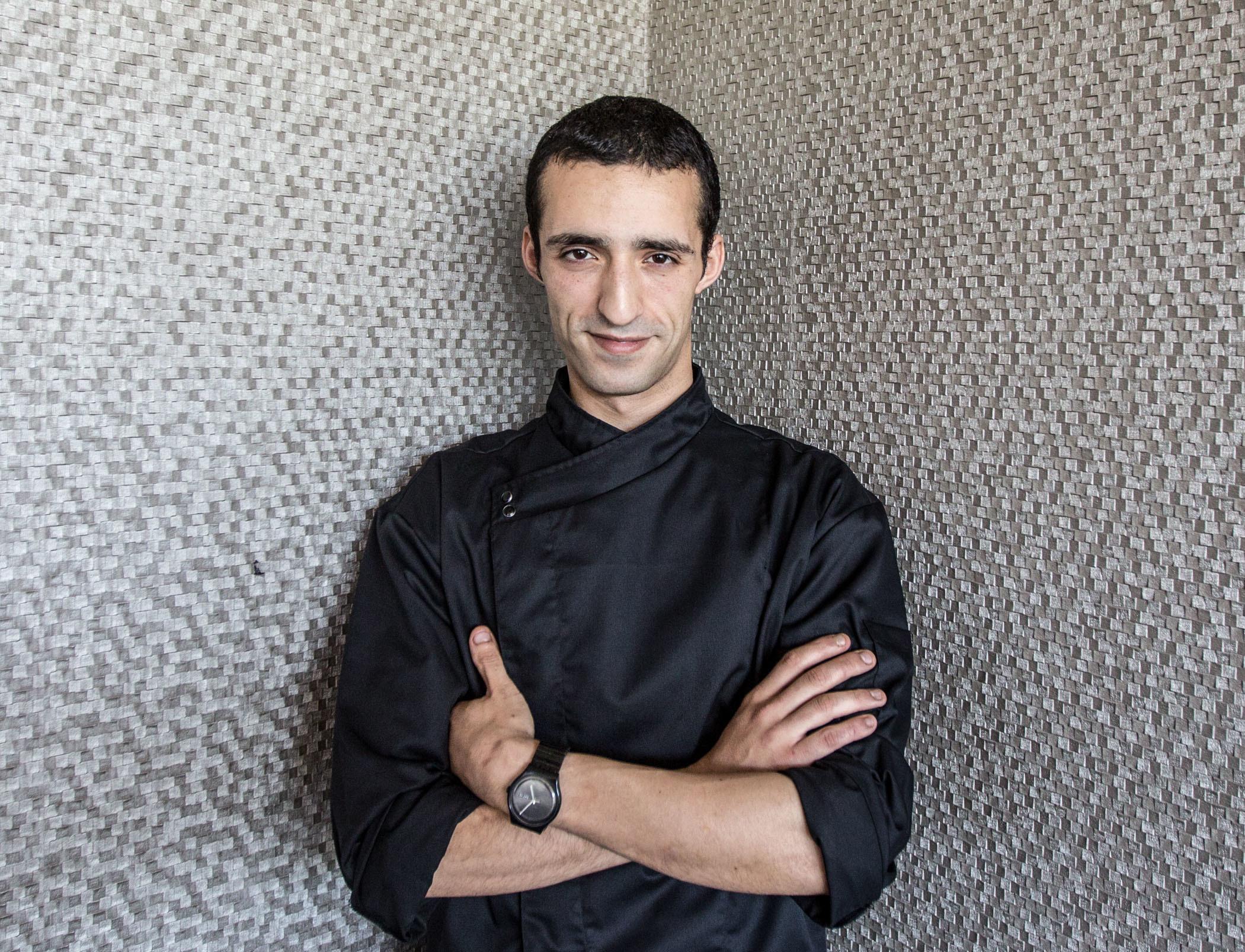 Chef Milton Anes