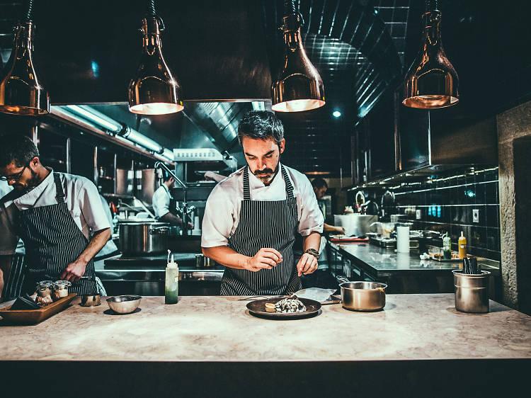 O melhor de 2018: os três chefs do ano