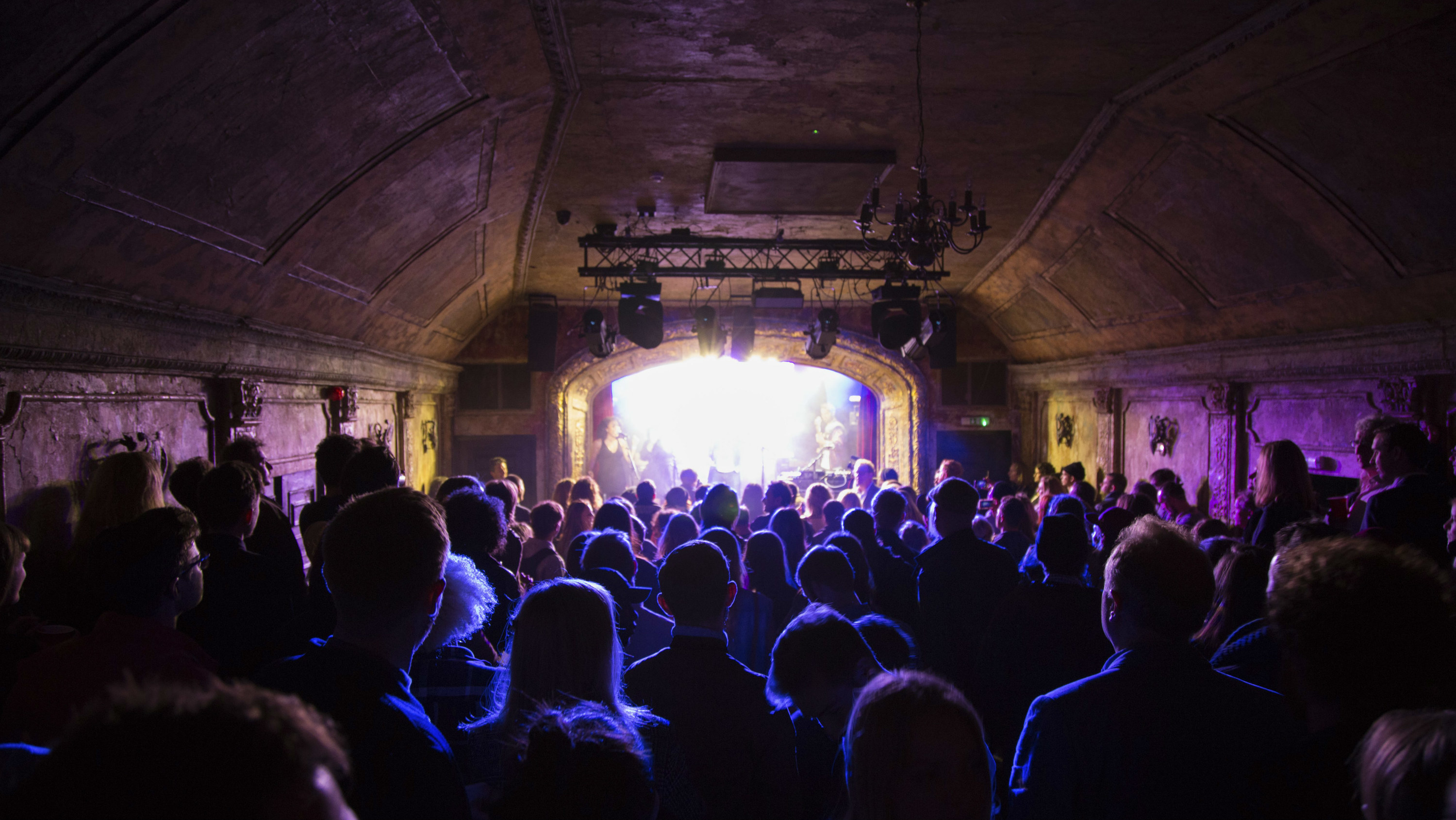 London has a new music venue!