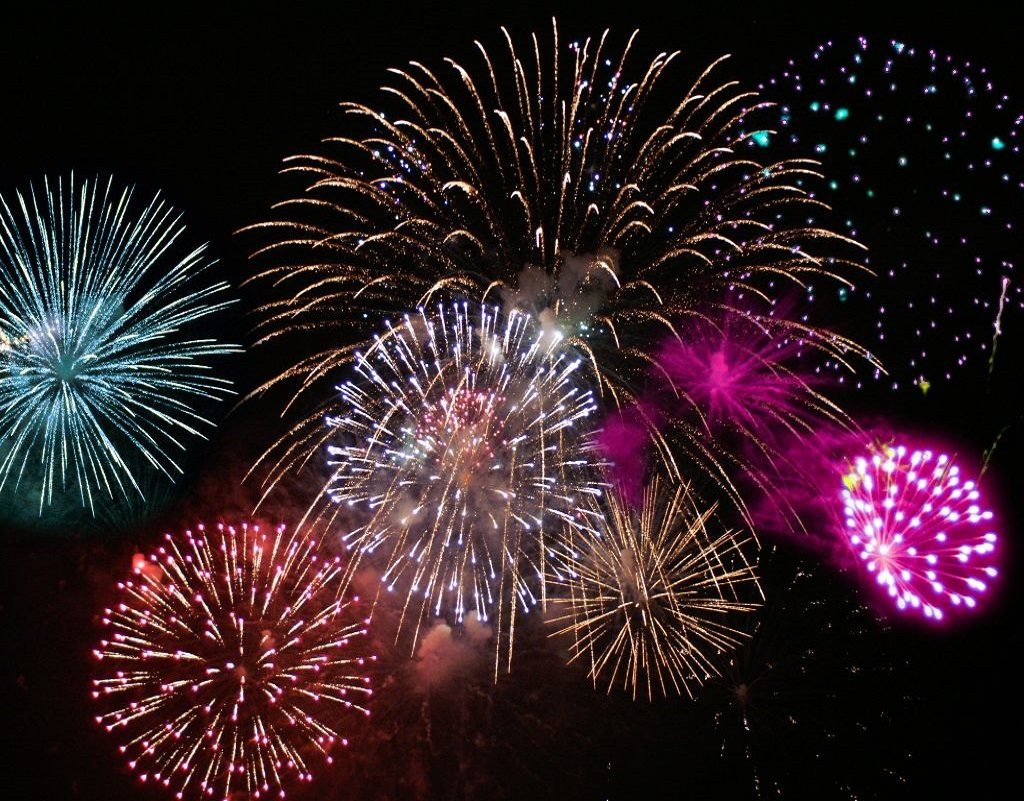 Harrow Fireworks Display