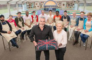 Great British Bake Off 2016