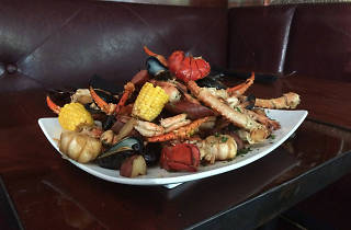 Louisiana Seafood Boil