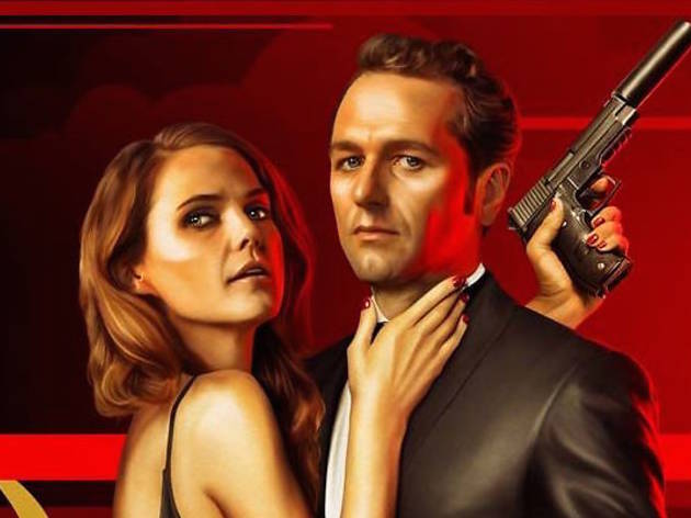 An Evening with The Americans