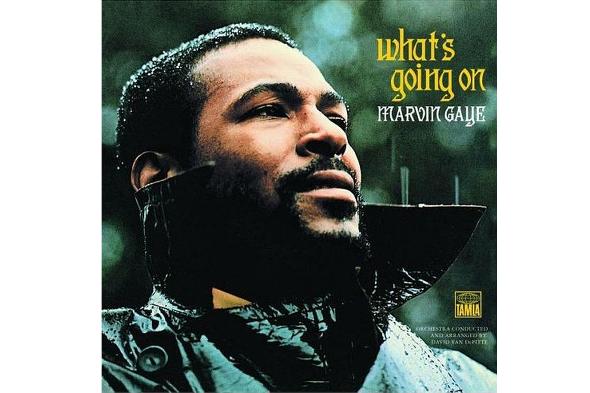 """What's Going On,"" Marvin Gaye"