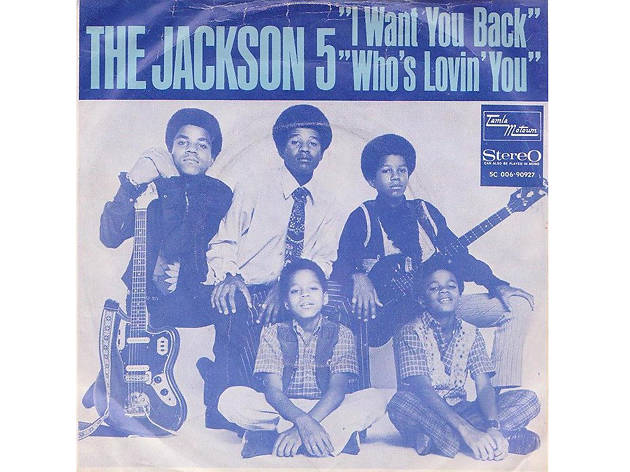 """I Want You Back,"" Jackson 5"