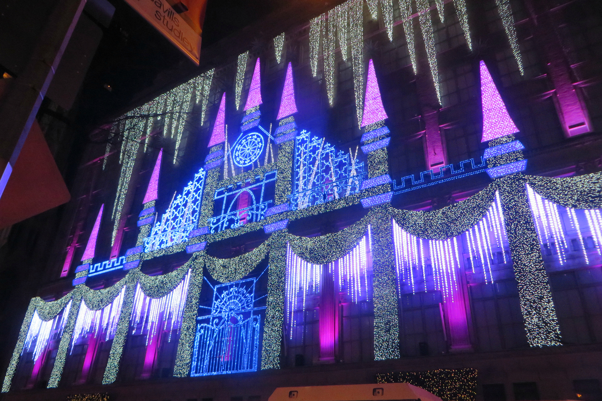 Saks Fifth Avenue Christmas Light Show 2020 Times Stunning Christmas Lights NYC Offers And Festive Attractions
