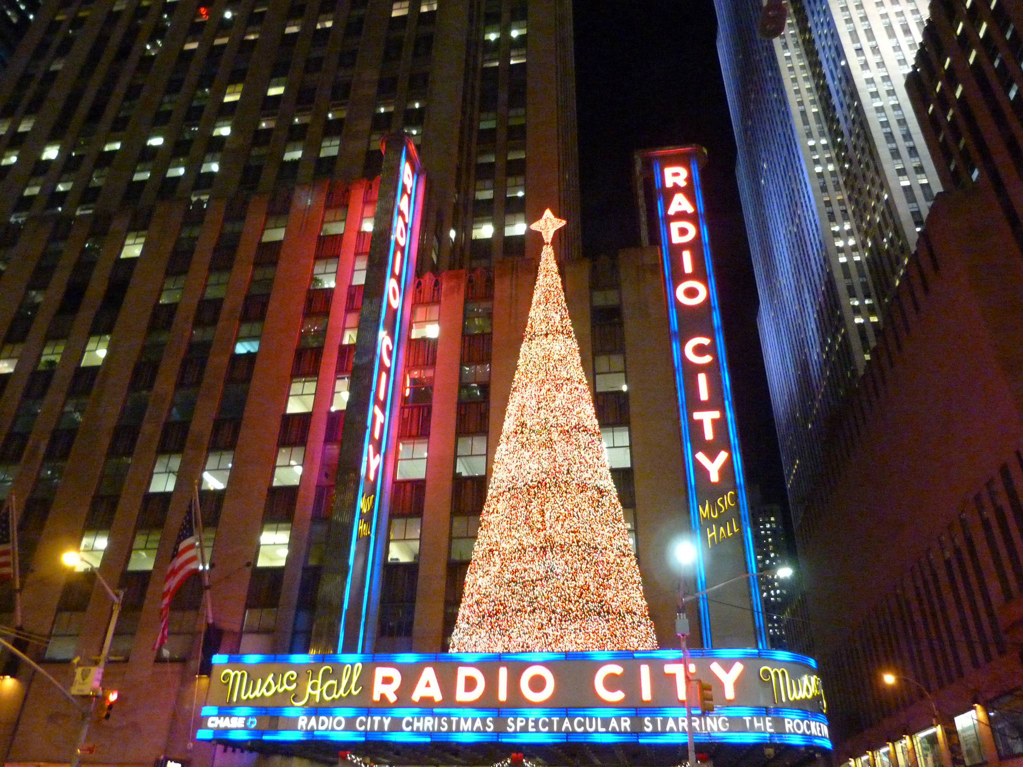 Wonderful Radio City Music Hall
