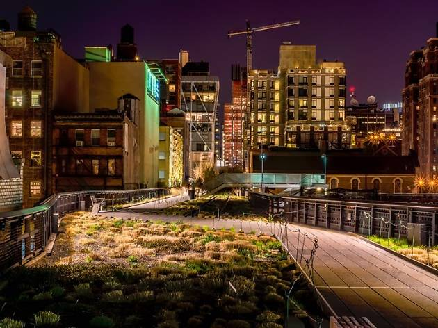 Tuesday is the last day for stargazing on the High Line