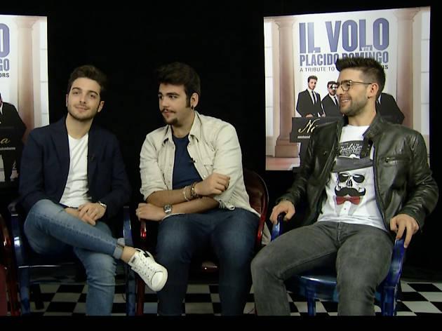 Il Volo platicó con Time Out México sobre su show en la CDMX